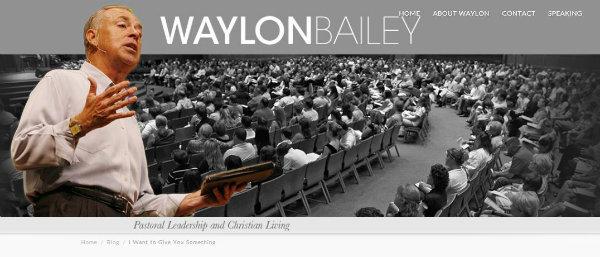 WaylonBailey Gift