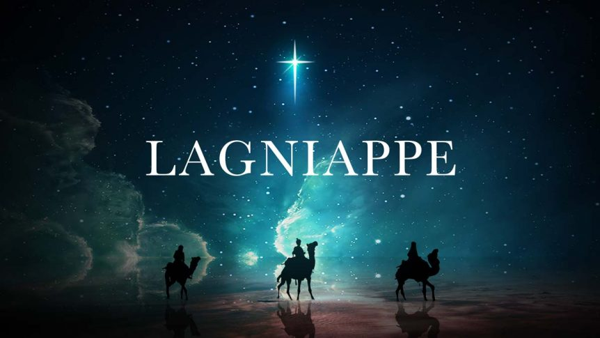 lagniappe header three wise men under the north star