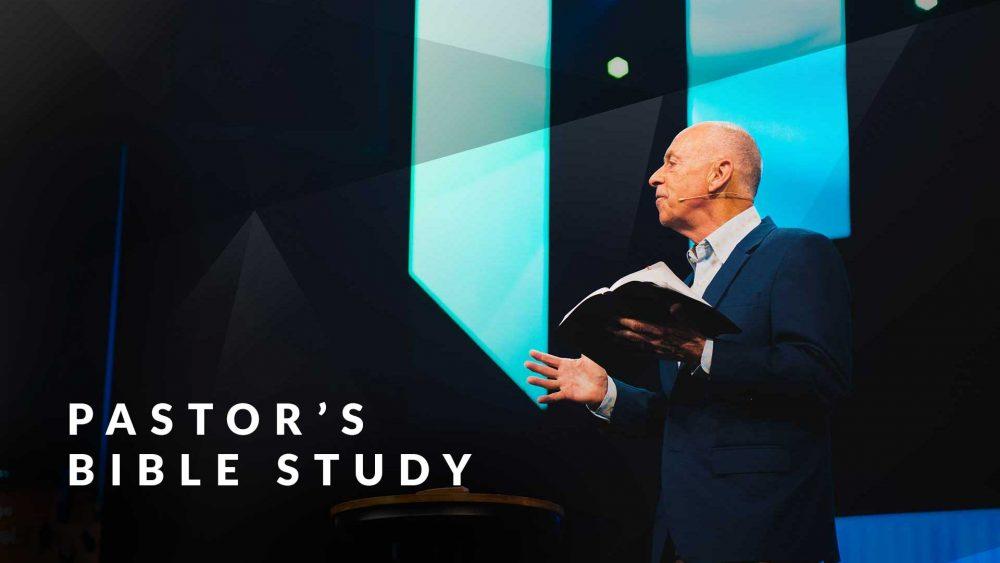 Pastor\'s Bible Study